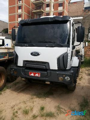 Ford cargo 2628 4eixo caçamba 2012
