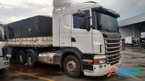 Scania g 380 2011 6x2