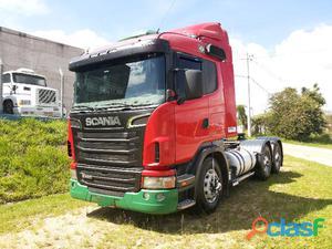 Scania g 420 2010 6x4