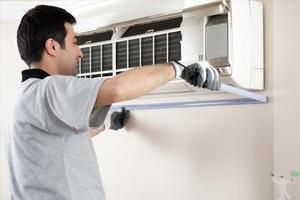 Instalação e manutenção de ar,