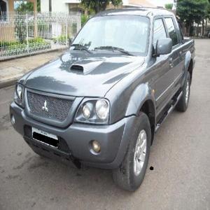 Mitsubishi l200 2003/2004 automática