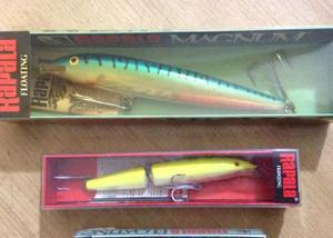 Isca artificial rapala 7 11 13 18 mazzaferro