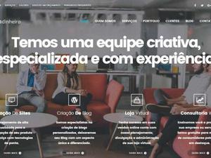 Quer aprender a criar sites e blogs profissionais?