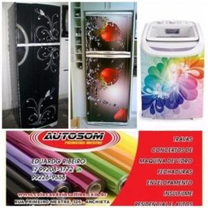 Envelopamento de eletrodomésticos(17)99208-3772