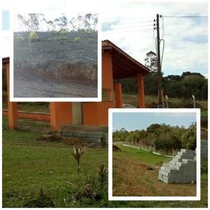 Terrenos e lotes de 2000m² em taiaçu peba mogi das cruzes.