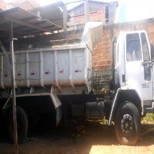 Caminhão ford cargo 1419 motor ford turbo,truck caçamba