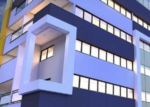 Consultórios e salas na região dos jardins de 33m² à