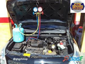 Carga De Gás Para Ar Condicinado Automotivo