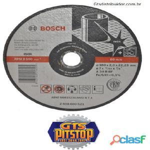 Disco de Corte Expert Inox 180x2,0x22,23mm Bosch