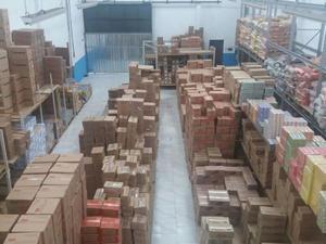 Distribuidora de produtos alimentícios e variedades em
