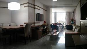 Apartamento 03 quartos na praia do canto