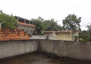 Casa duplex com 2 dormittórios e terraço entrar e morar