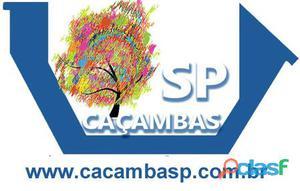 Caçambas SP | Locação de Caçambas SP