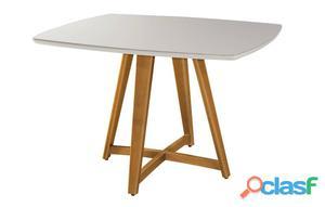 Mesa de jantar menfi   p167   kaza design carrão