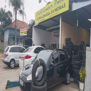 Auto center pneus borracharia 24 horas