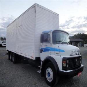Caminhão mb 1113 ano 1982 truck direção