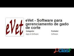 Evet software para gerenciamento de gado de corte