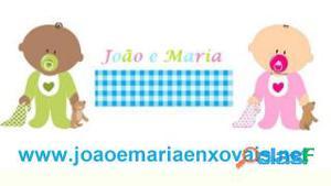 Enxoval de bebê | comprar enxoval de bebê online | joão e maria enxovais