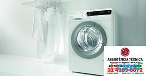 Assistência técnica máquina de lavar, secadora e lava e seca lg jardim ângela