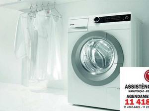 Assistência técnica lg, máquina de lavar, secadora e lava