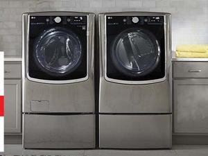 Máquina de lavar, secadora e lava e seca lg em conserto