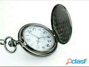 Relógio bolso 2017 black