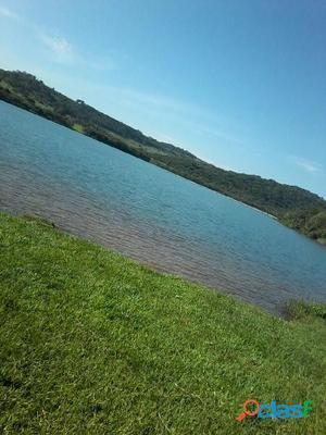 Chácaras beira represa capim branco uberlândia 4000 m² r$160.000,00