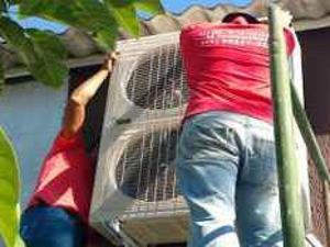 instalação de ar condicionado em são paulo