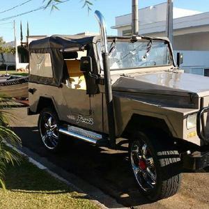 Jeep cbt modelo javali 92