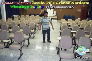 Montador de Móveis em Recife - 55 81 - 99999-8025