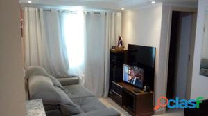 Apartamento 2 dormitórios 47 m² em mauá   parque são vicente.