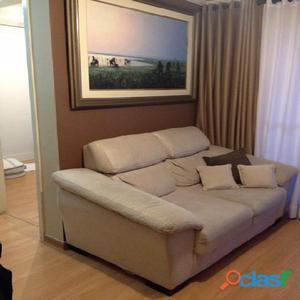 Apartamento Mobiliado 57 m² em Mauá   Parque São Vicente. Oportunidade!
