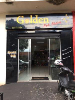 Golden pet store (mãos fotos no whatsapp)