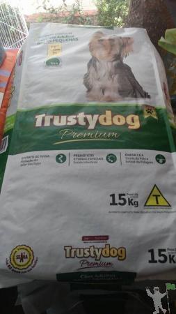 RAÇÃO TRUSTY DOG SEARA