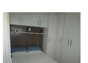 Vende apartamento de 2 dorms próximo ao terminal João Dias