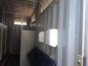 Aluguel de container diversos modelos e tamanhos para obra e