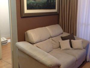 Apartamento mobiliado 57 m² em mauá - parque são vicente.