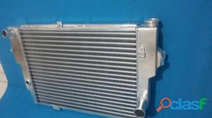 Radiador Água Opala 6cc 6 Cilindro Toda Em Aluminio
