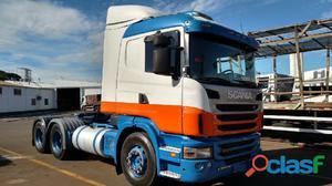 Scania g 470 2010 6x4