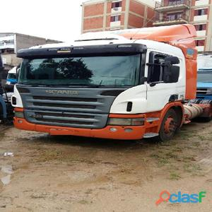 Scania p 340 2011 4x2