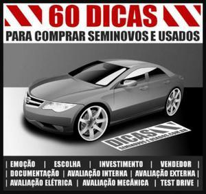60 Dicas Para Comprar Seminovos e Usados - Rio de Janeiro
