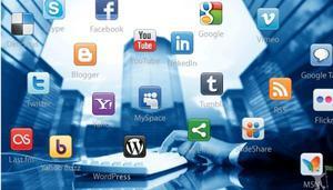 Publicidade redes sociais