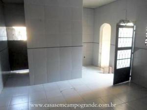 Senador Vasconcelos – Casa 2 Quartos/1 Suíte – 65m2 –