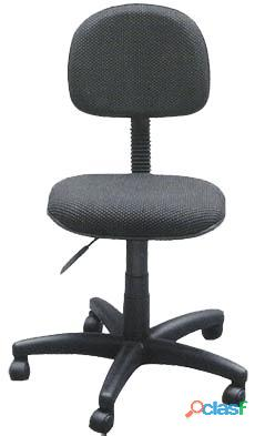 Cadeira giratória modelo secretaria.