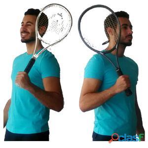 Raquete de tenis prince e head
