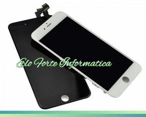 Instalação Tela Display Lcd Iphone 6 Plus 5.5 Branco - Rio