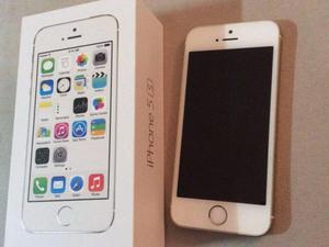 celular iphone 5s semi novo - na caixa - com nota