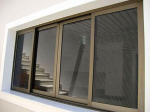 Janelas de Alumínio com Vidro -