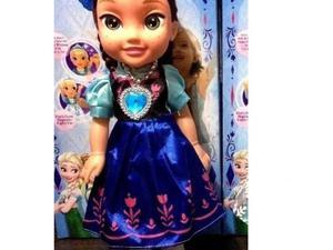 bonecas do filme frozen disney princesa ana musical infantil