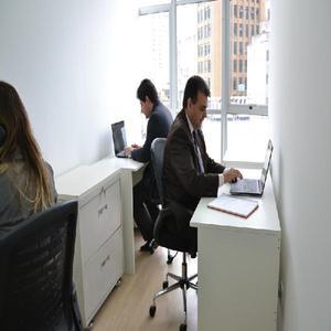 Passa-se escritório alto padrão centro de são paulo
